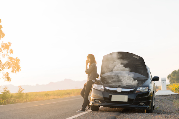 5 Things to do If your Car Overheats